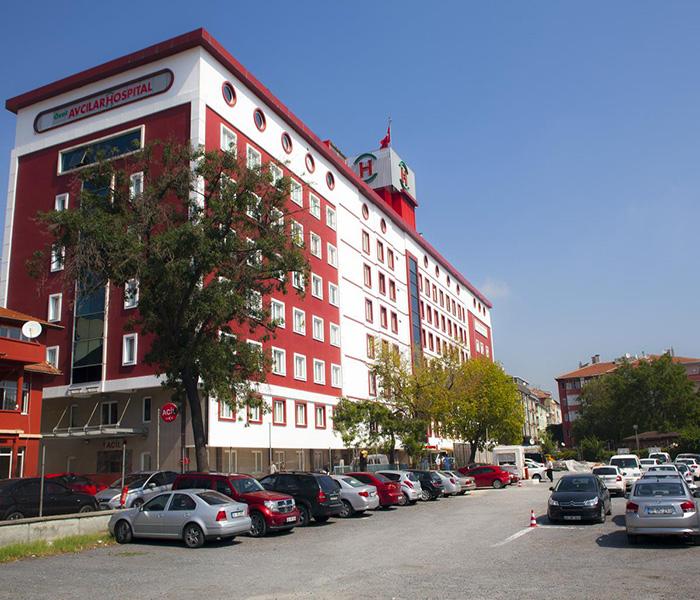 مشفى افجلار استنبول