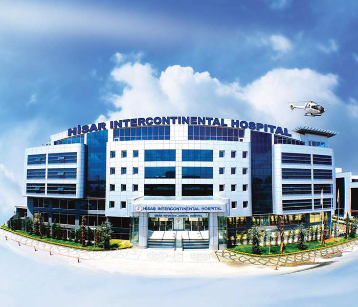 مشفى هيسار إنتركونتيننتال